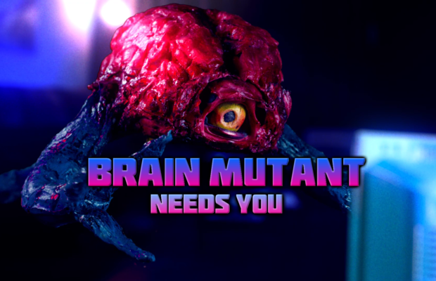 Brain Mutant Needs You